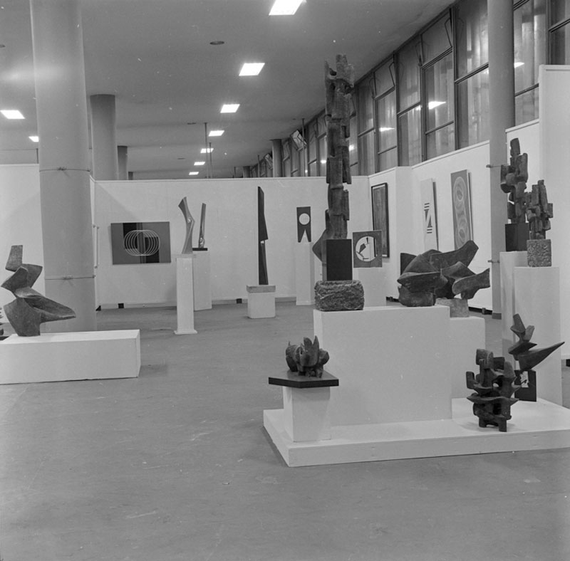 Sala Especial dedicada à artista Alicia Penalba