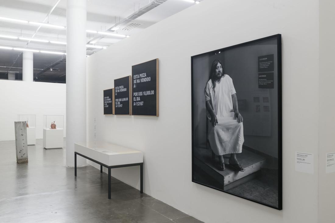 Aníbal López, projeto individual na 33ª Bienal de São Paulo