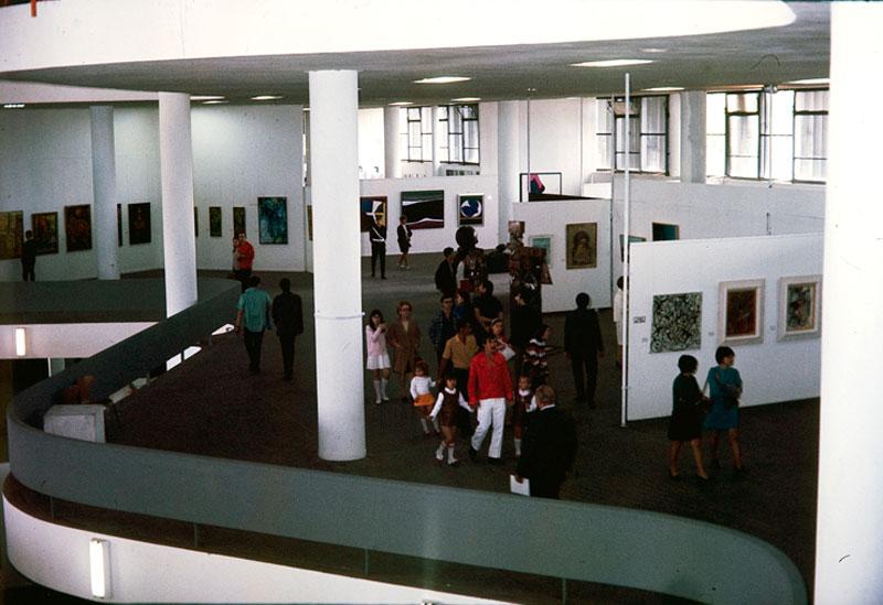 Vista geral da 10ª Bienal