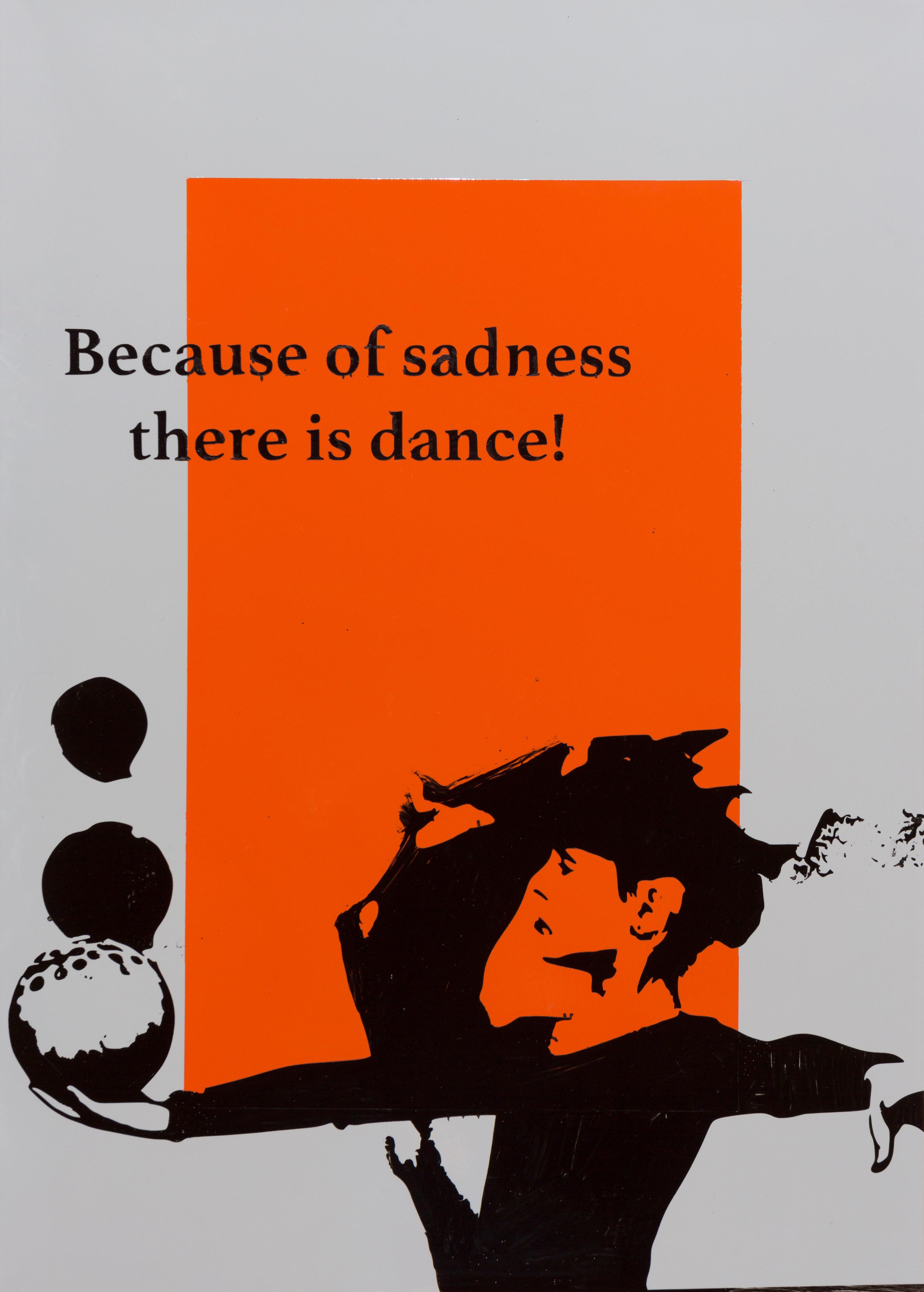 Marinella Senatore, <i>Because of sadness there is dance</i>, 2017. Cortesia da artista e Laveronica arte contemporanea
