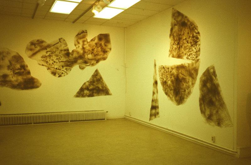 János Szirtes, série Caminhos – Eu te amo, representante da Hungria na exposição geral