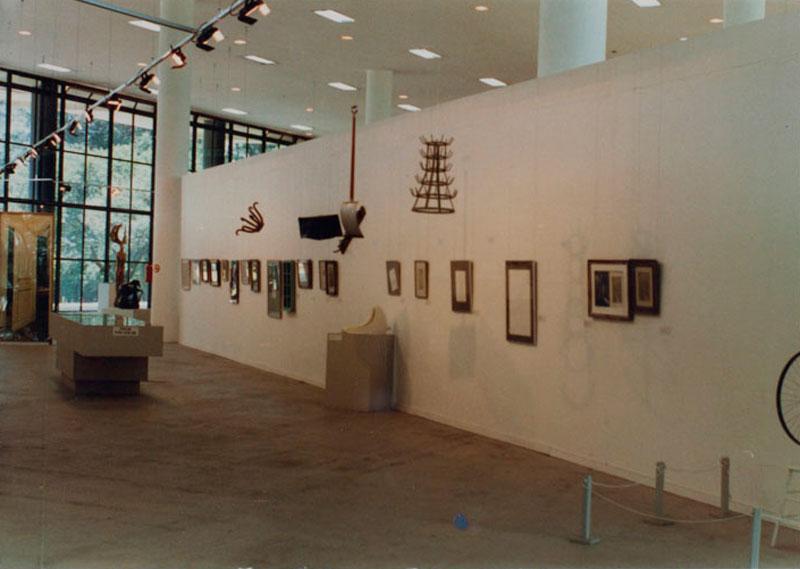 Obras de Marcel Duchamp na Exposição Especial: Marcel Duchamp