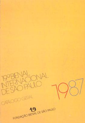 319e85e90e Catálogo 19 bienal sp - Bienal de São Paulo