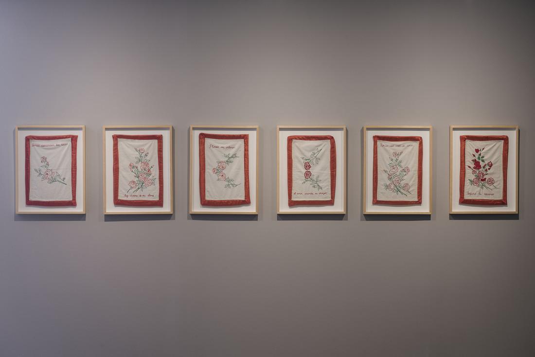 Feliciano Centurión, Flores del mal de amor, 1996