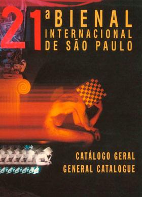 Catálogo 21ª Bienal de São Paulo - Bienal de São Paulo d82de194f5fe