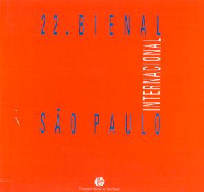 e6dabce2c Catálogo / Catalogue 22 bienal sp - Bienal de São Paulo