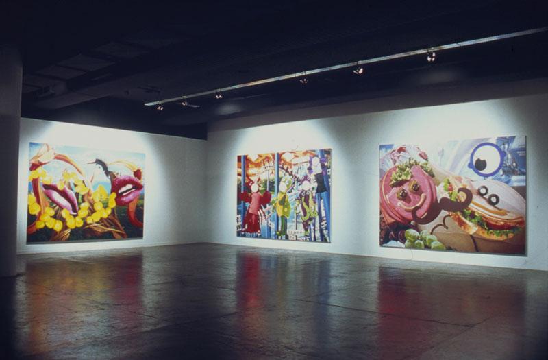 Sala Especial dedicada ao artista estadunidense Jeff Koons