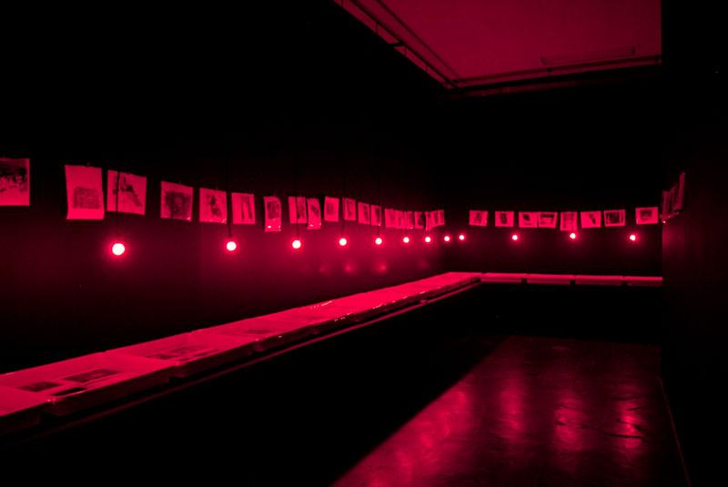 Wang Youshen, Darkroom – São Paulo [Câmara escura-São Paulo]