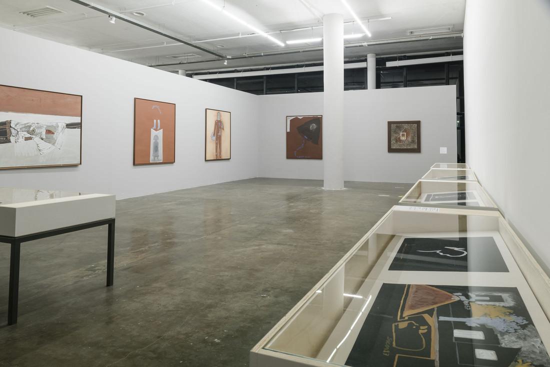 Siron Franco, projeto individual na 33ª Bienal