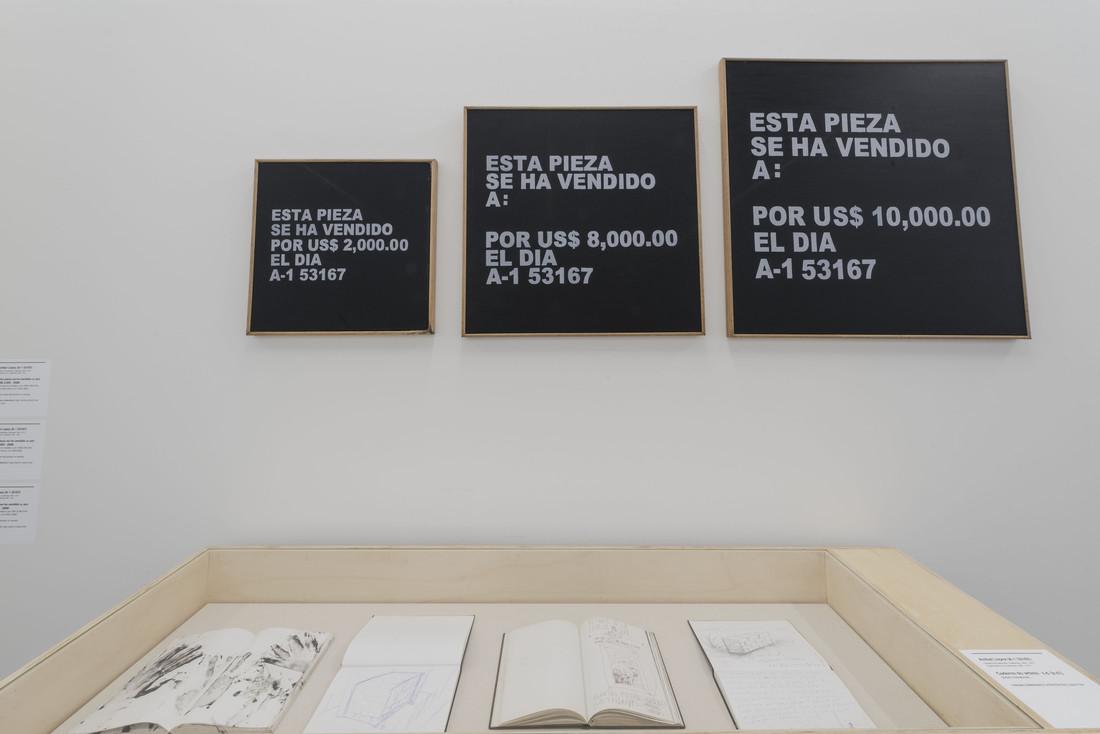 Aníbal López (A1-53167), Esta pieza se ha vendido a: por US$ 2,000; Esta pieza se ha vendido a: por US$ 8,000; Esta pieza se ha vendido a: por US$ 10,000, 2008