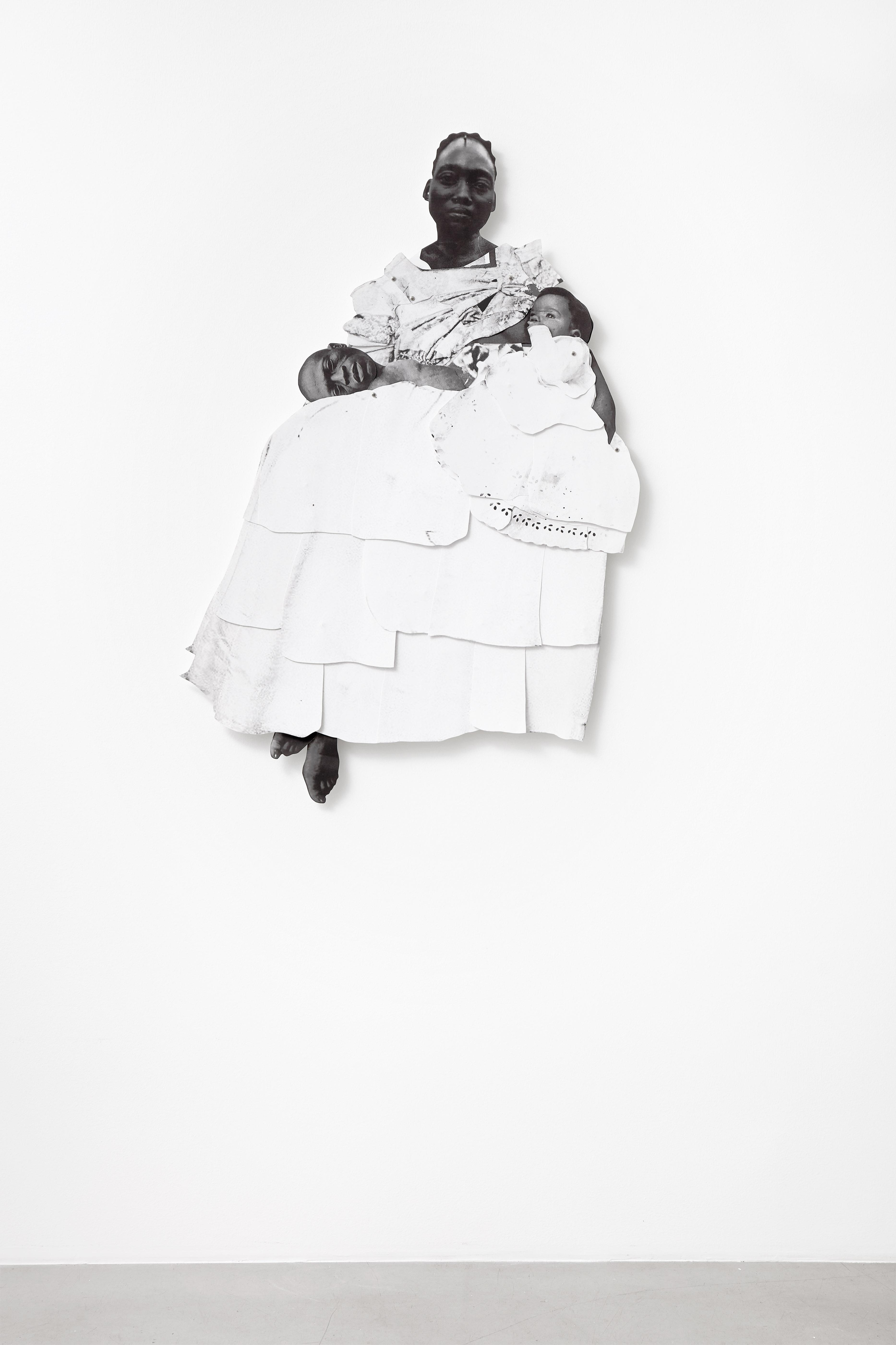 Frida Orupabo, <i>Untitled</i>, 2018. Photo: Carl Henrik Tillberg. Courtesy of the artist