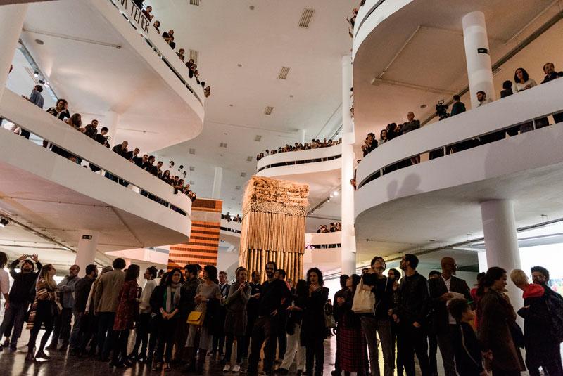 Abertura para convidados da 32ª Bienal