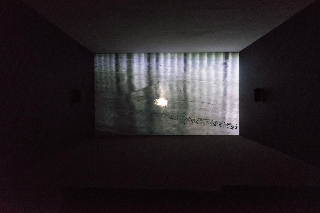 Maria Laet, Abismo das superfícies I, 2018