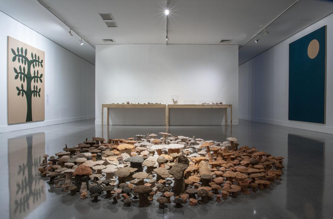 Obras de Antonio Ballester Moreno. Museo de Antioquia. Medellín, Colômbia.
