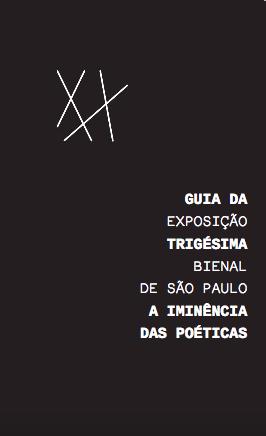 7b91010f8 Guia 30 bienal sp - Bienal de São Paulo