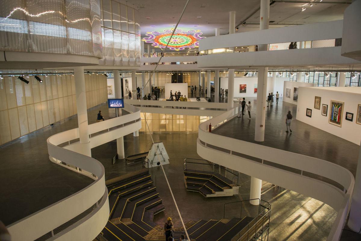 © Levi Fanan / Fundação Bienal de São Paulo