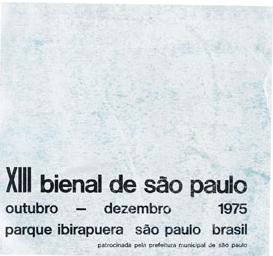 0894149df Catálogo 13 bienal sp - Bienal de São Paulo