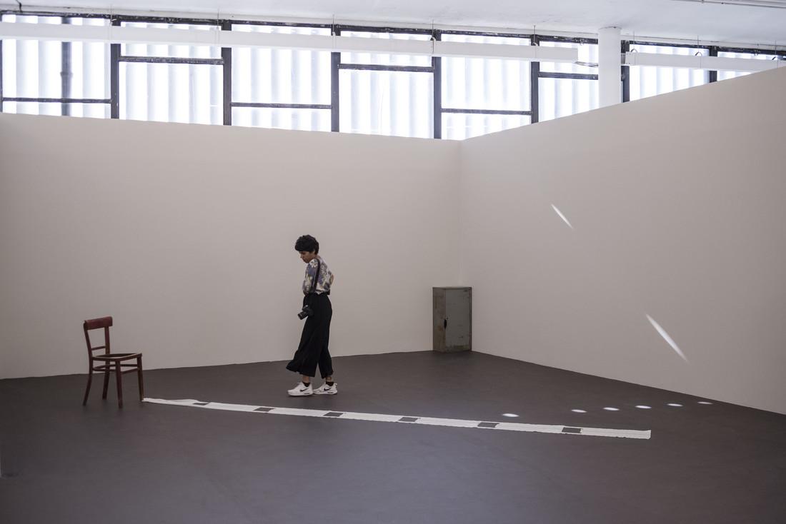 Lucia Nogueira, projeto individual na 33ª Bienal
