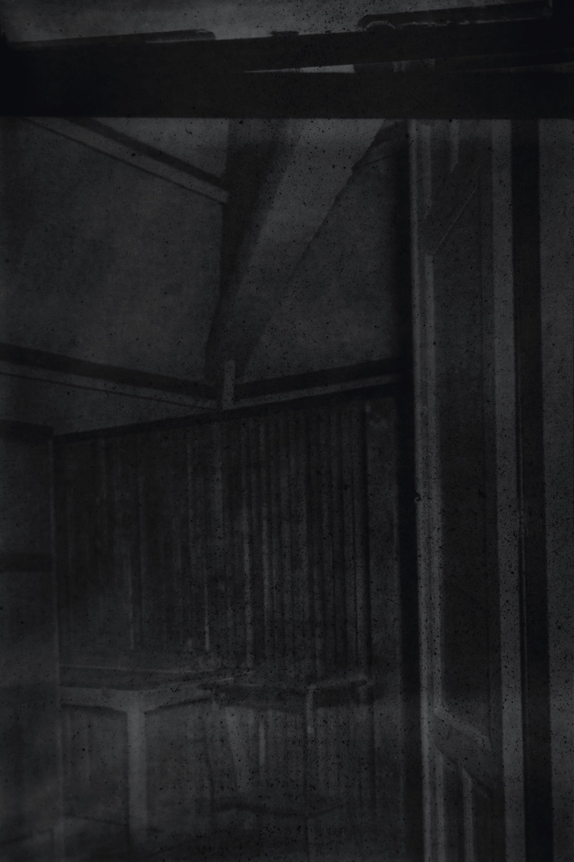 Dirk Braeckman, <i>Dear deer , It's been</i>  [Caro cervo, tem sido], 2019. Cortesia do artista, Zeno X Gallery, Antwerp & Galerie Thomas Fischer, Berlim