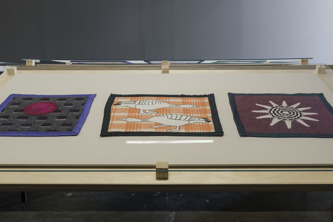 Feliciano Centurión, Elementos, 1994; Gansos, 1991; Estrella de mar, 1992