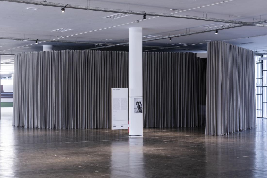 Tamar Guimarães, O ensaio, 2018
