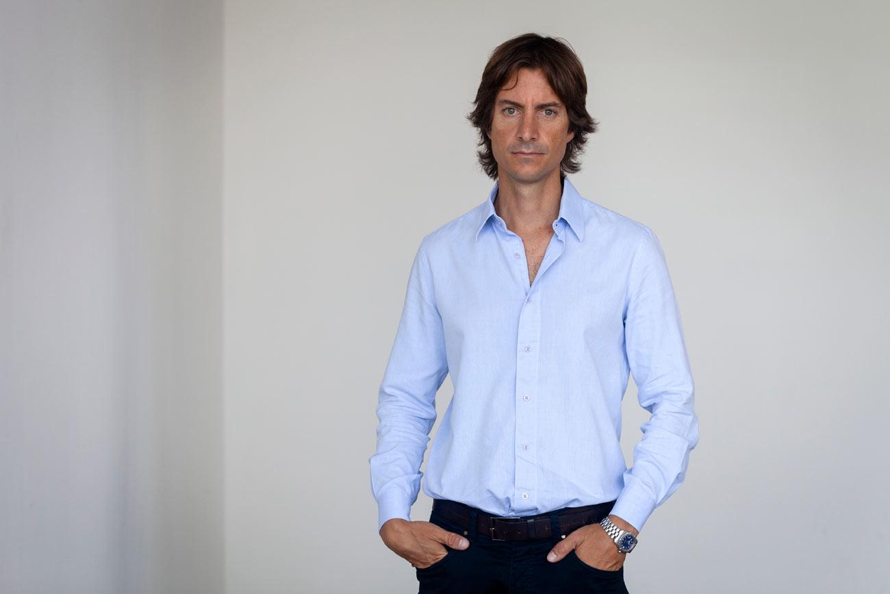 Jacopo Crivelli Visconti, curador da 34a Bienal de São Paulo.