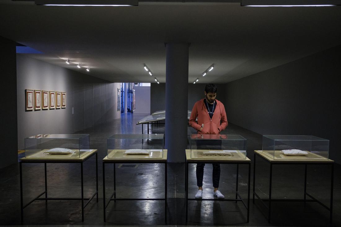 Feliciano Centurión, projeto individual na 33ª Bienal