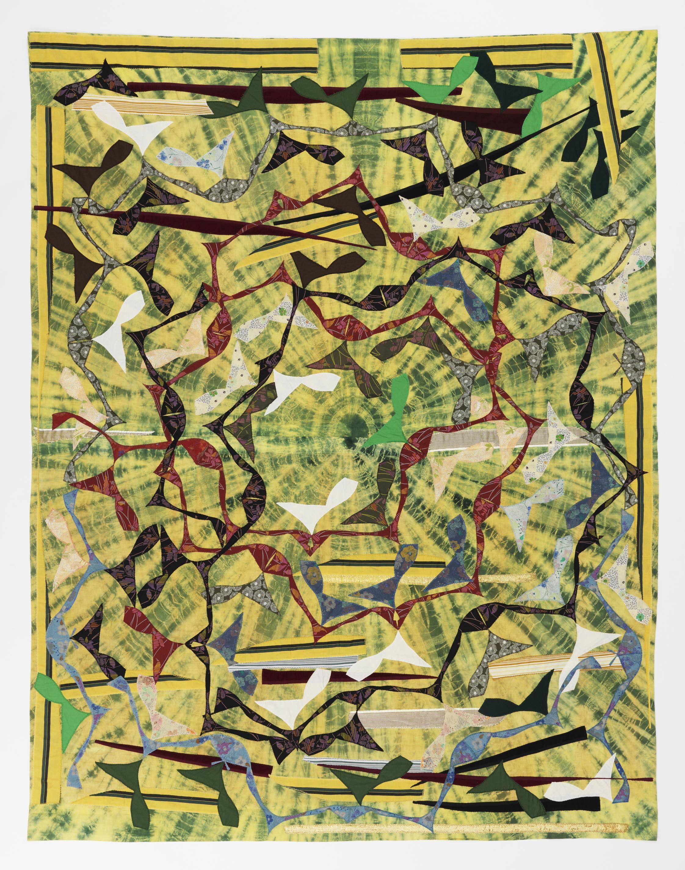 Noa Eshkol, <i>Insects in the Sun</i>, 1990. Foto: Jens Ziehe. Cortesia de The Noa Eshkol Foundation for Movement Notation, Holon, Israel, e neugerriemschneider, Berlim
