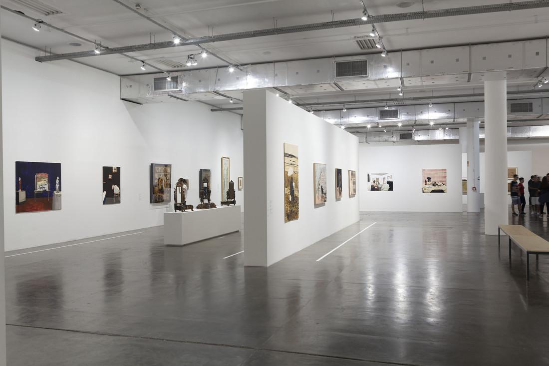 Stargazer II, exposição coletiva da artista-curadora Mamma Andersson