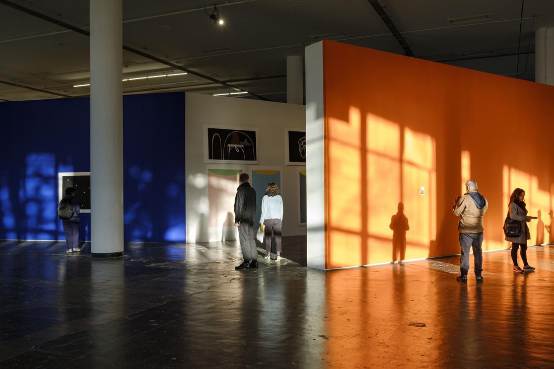sentido/comum, exposição coletiva do artista-curador Antonio Ballester Moreno