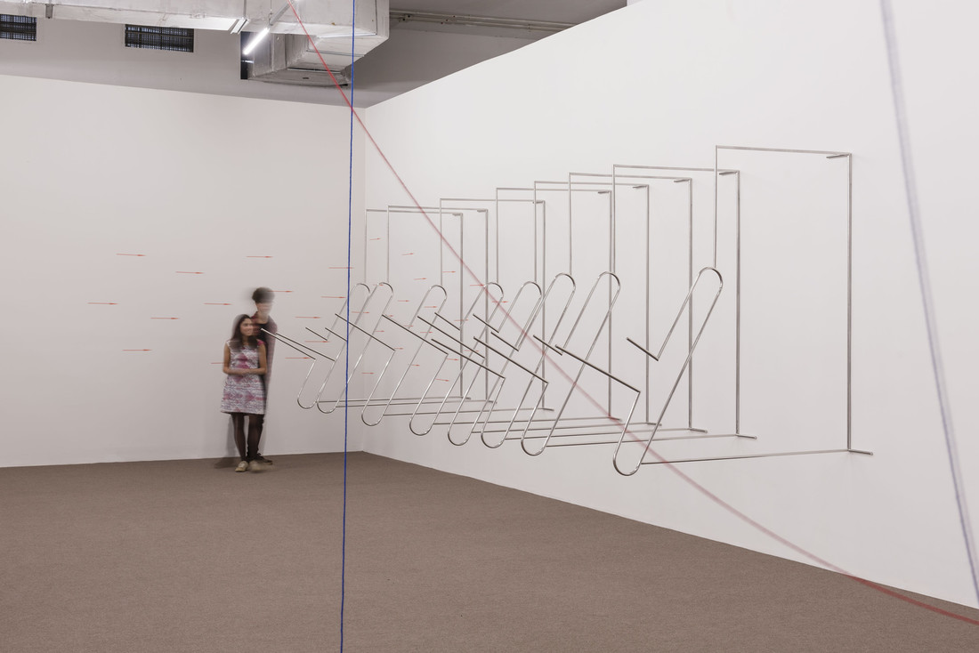 Waltercio Caldas, Orquestra, 2005; O ar mais próximo, 1991