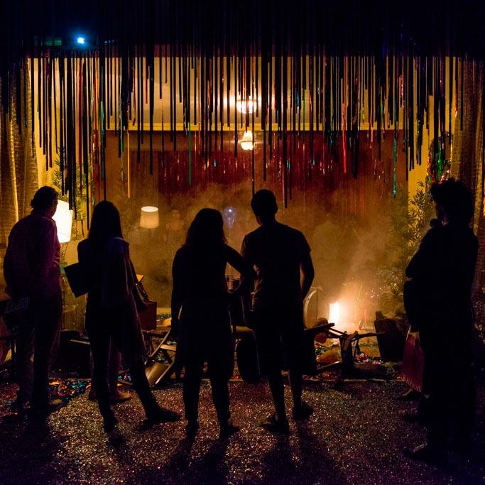 Los incontados: un tríptico, projeto de Mapa Teatro para a 31ª Bienal