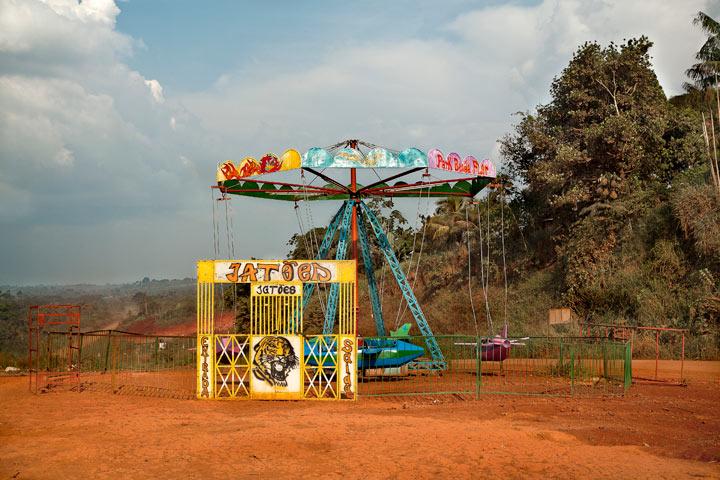 A última viagem, de Romy Pocztaruk, em exposição na FAAP Ribeirão Preto